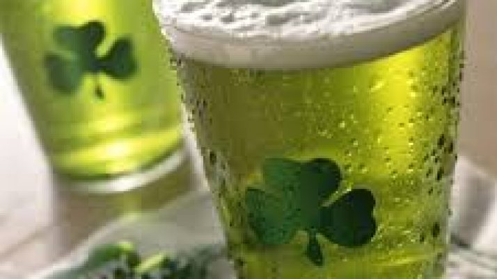 St. Patrick's Happy Hour Friday March 16th