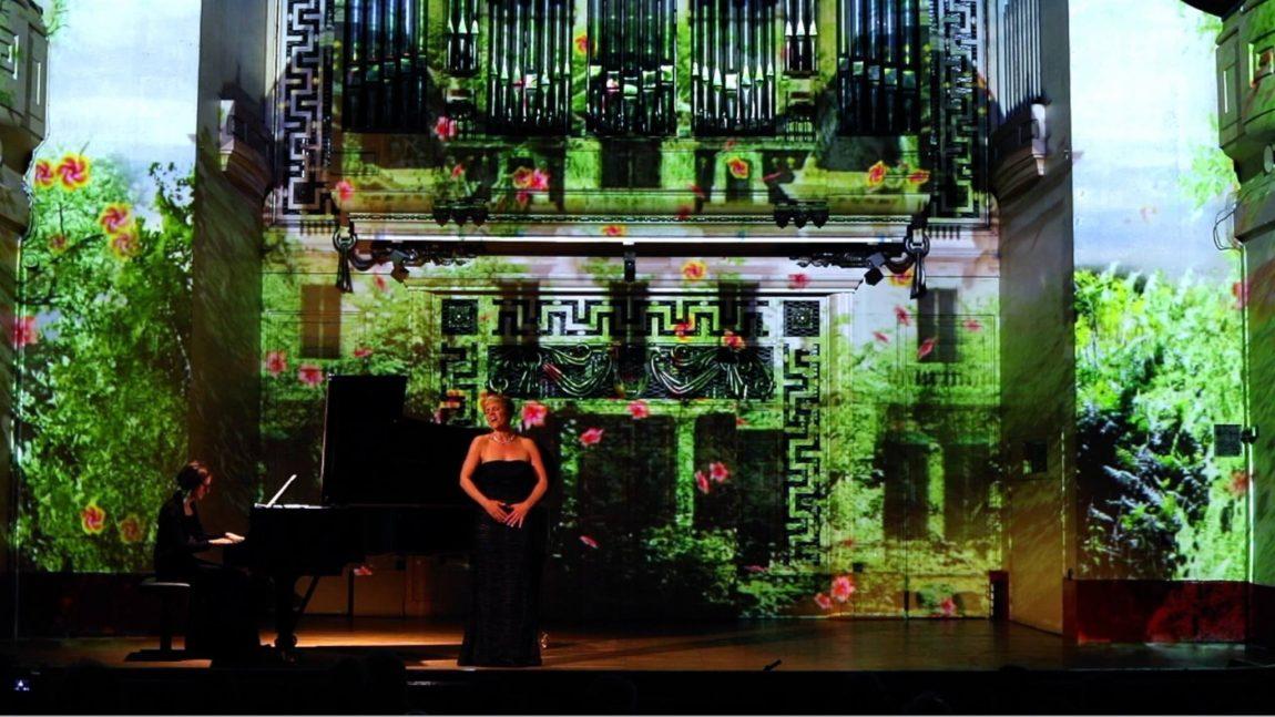 Hommage aux Femmes opera & piano recital