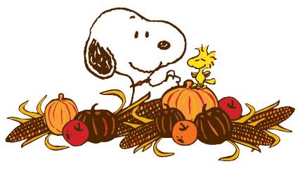 Thanksgiving Potluck Nov. 26th