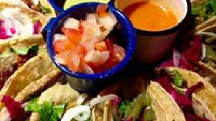 Cinco de Mayo dinner – May 2