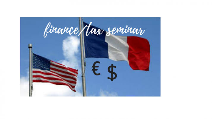 Financial Planning/Taxes for Expats Oct. 18