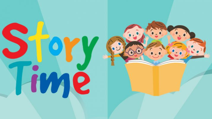 Story Time – Sunday, October 13