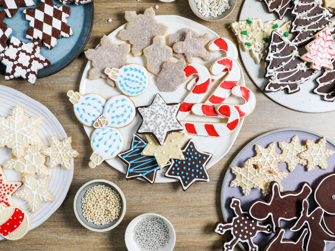 Holiday Cookie Decorating (kids) – Dec. 14